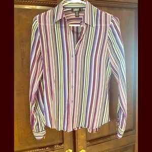 Laundry Fabulous Silk Blouse Small